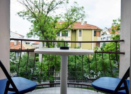 Балкон на двойна стая